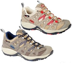 Mens Womens Unisex Johncliffe Walking Hiking Boots Shoes Waterproof Trainer 4-12