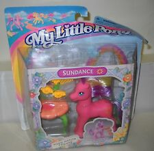 #1073 NRFC Vintage Hasbro My Little Pony Magic Motion Friends Sundance