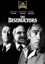 The Destructors DVD - Michael Caine, Anthony Quinn, James Mason, Robert Parrish