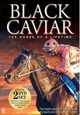 Black Caviar - The Horse Of A Lifetime (DVD, 2013, 2-Disc Set) CLOSE TO NEW