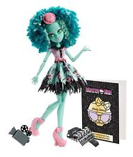 Monster High Frights Camera Action Honey Swamp Monster *New*