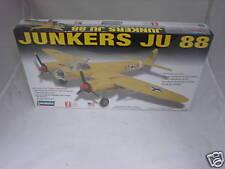 JUNKERS JU 88 PLANE LINDBERG MODEL KIT 1/72 NEW