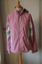 Original  Veste coupe vent femme ROGELLI Springfield Delaware rose T : L  neuf