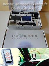Radar de Recul numérique REVERSE PARKING AIDS RK016/8