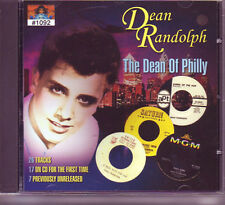 DEAN RANDOLPH - Dean of Philly (Tokens, Essentials) CD