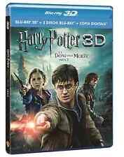 Harry Potter e i doni della morte - Parte II 3D (Blu-Ray 3D + 2 Blu-Ray Disc)