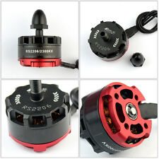 4pcs Brushless Motor 2CW+ 2CCW RS2206 2300KV For RC Drone