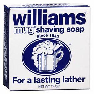 Williams Mug Shaving Soap 1.75 oz  by Williams