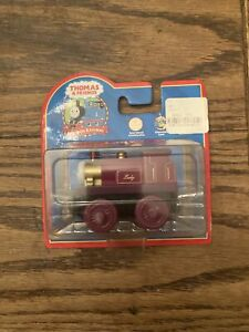 RARE Retired Thomas Wooden Railway Lady New Factory Sealed, Free Shipping NEW