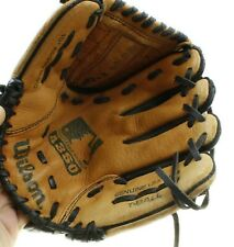 Vtg Spalding 42-217 Players Pro Model Jim Rice Baseball Glove Rht Advisory Staff