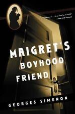 Maigret's Boyhood Friend by Georges Simenon (2003, Trade Paperback)