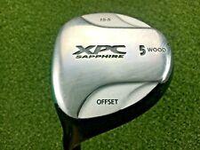 XPC Sapphire Offset 5 Wood  /   LH   /  Ladies Steel  / NEW GRIP / Nice / mm9130