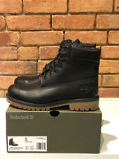 TIMBERLAND 6 INCH PREMIUM WATERPROOF BOOT COLOR BLACK FULL GRAIN TB0A22WK-015