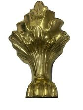 Elizabethan Classics Lion Paw Foot Polished Brass Set of 4 LIONPB