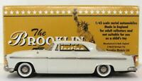Brooklin 1/43 Scale BRK19A 001 - 1955 Chrysler C-300 Hardtop Coupe White