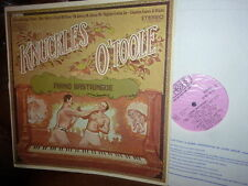 Knuckles O'Toole Piano bastringue  PROBE 1972  France