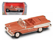 1958 EDSEL CITATION BROWN 1/43 DIECAST MODEL CAR BY ROAD SIGNATURE 94222