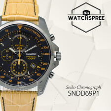 Seiko Men Chronograph Watch SNDD69P1