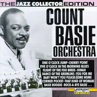 The Jazz Collector Edition - Count Basie Orchestra - Count Basie - EACH CD $2 BU