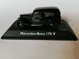 Mercedes Benz 170 V Ewige Ruhe Carro Funebre Scala 1/43 Schuco