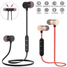 Sports Bluetooth Stereo Sports Headset Wireless Earphone Handsfree MIC Earbuds