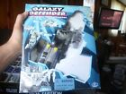 GALAXY DEFENDER Aerobot Happy Well robot that changes Cyberbot transformers toy