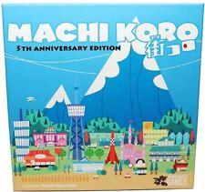 Machi Koro Board 5th Anniversary Card Game by Pandasaurus Games