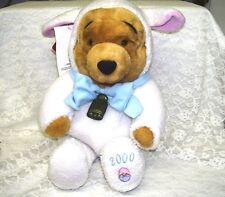 Vintage Plush Winnie the Pooh Lamb Beanie Dated 2000 with Original Tag
