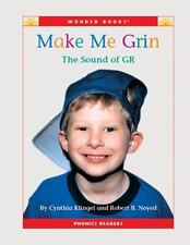 Make Me Grin: The Sound of Gr Wonder Books Phonics Readers; Blends