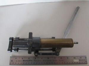 Vintage Saeco Ideal Lube Sizer Bullet Brass Tube Reloading Cast Blackpowder