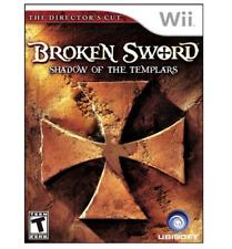 Broken Sword: Shadow of the Templars - Nintendo Wii