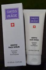 Swiss Image Gentle Face Scrub ~Pineapple, Papaya, Fruit Enzymes BNIB 100ml/3.4oz