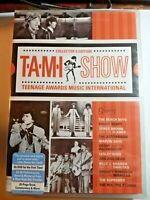 TAMI SHOW - DVD COLLECTOR'S EDITION w/HYPE STICKER 20 PAGE BOOKLET NEW SEALED