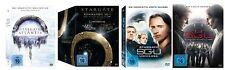 Stargate Atlantis Box + Stargate Kommando SG-1 Box + Stargate Universe 1+2