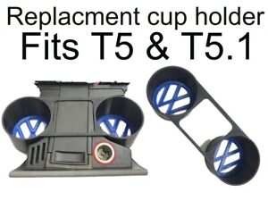 VW Transporter T5 T5.1 Cupholder drinks REPLACEMENT part, replace your Broken 1