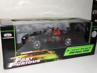 Ertl Joyride Fast And The Furious 2000 Honda S2000 1:18 Scale Diecast Movie Car