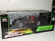 Ertl Joyride Fast And The Furious 2000 Honda S2000 1:18 Scale Diecast Movie Car