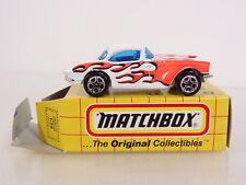 Matchbox 1993 Die Cast 1962 Chevy Corvette Item MB32 MB 32 New