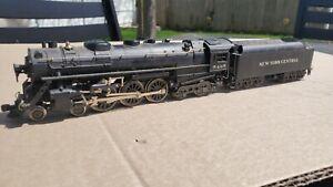 HO Scale Rivarossi R5446 NYC New York Central 4-6-4 Hudson Locomotive & Tender