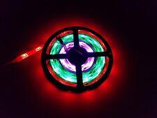 12V 5M LED RGB Digital Chasing Effect Strip Light Tape Light FULL KIT