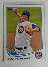 2013 Topps Update ROOKIE Kyuji Fujikawa # US56 Cubs Mint RC