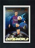 2018-19 Donruss Soccer Out Of This World #OW-1 Philippe Coutinho - FC Barcelona