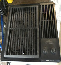 Jenn-air Model GO106 Electric Outdoor Grill Cooktop & Griddle,cover + Hardware++