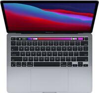 Apple MacBook Pro 13in (256GB SSD, M1, 8GB) Laptop - Space Gray - MYD82LL/A