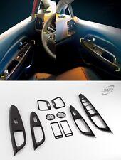 SAFE Carbon Interior Molding Kit 4pcs For KIA Sorento R 2011 2012