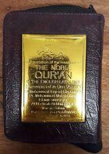 Zip Quran with Translation in English THE NOBLE QURAN (hajj hijab abaya dua )