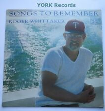 ROGER WHITTAKER - Songs To Remember - Ex Con LP Record RCA Victor VAL1 0371