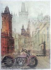Rice Decoupage Paper / Decoupage Sheets  / Scrapbooking / Prague City / Craft