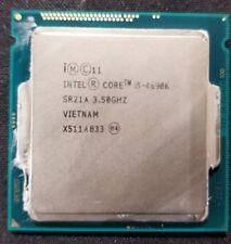 Intel Core i5-4690K Devil's Canyon Quad-Core 3.5 GHz
