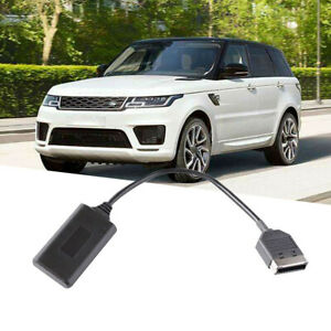 12VCar Stereo Wireless Bluetooth Adapter Cable AUX Receiver For Land Rover Range